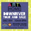 Downriver Art Home Tour and Sale from Holy Cross to Poydras, LA