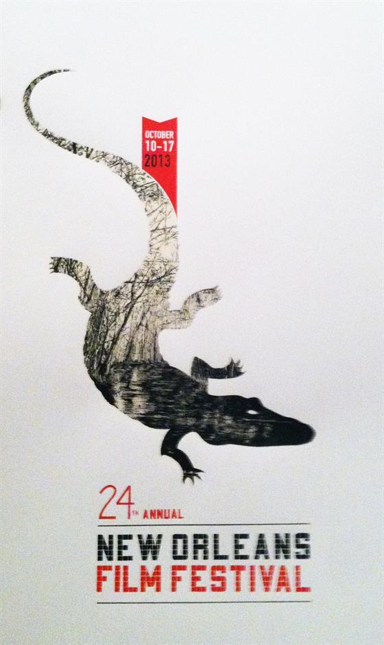 Meg Turner - NOFF 2013 poster