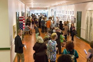 Myrtle Banks Opening Reception 10.23.14