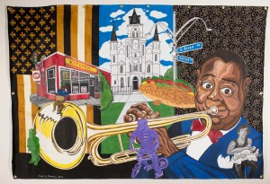 """King of New Orleans"" by Keith Duncan"