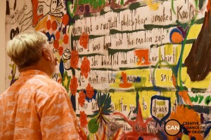 """""""The People's Murals"""" Opening 8.15.15"""